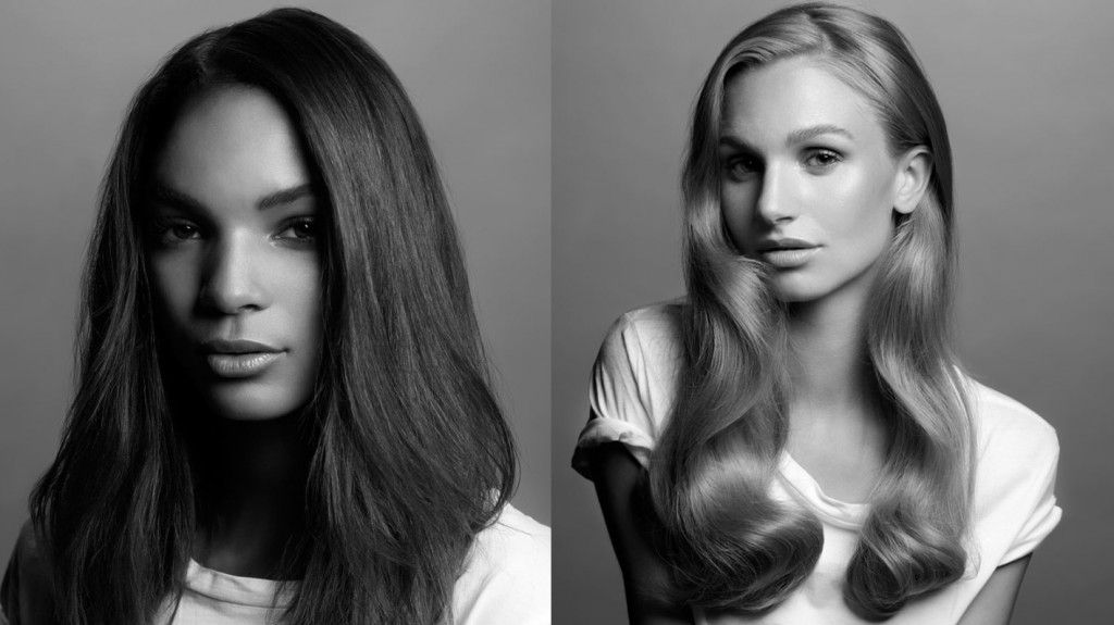 BLOW Pony + Relaxed + Hollywood Hairstyle BLOW Copenhagen Isabel Friis - Scandinavia Standard 2