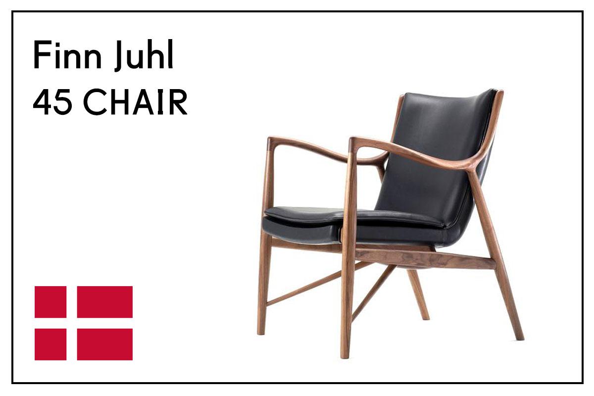 Scandinavian Chair Six Classic Scandinavian Mid Century Modern Chairs Finn
