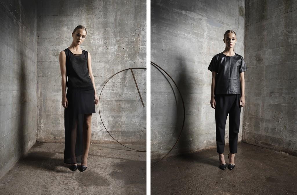 Maikel Tawadros SS14 DRASHA on Scandinavian Standard Copenhagen Fashion Week Danish Fashion Designers