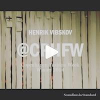 Henrik Vibskov Instagram Video Copenhagen Fashion Week Scandinavia Standard