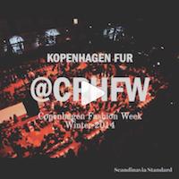 Kopenhagen Fur Instagram Video Copenhagen Fashion Week Scandinavia Standard
