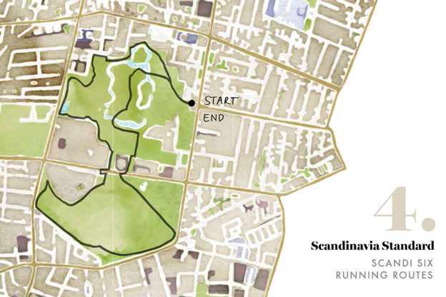 a guide to copenhagen s best running routes