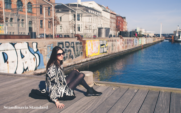 BY DOT Copenhagen Shoes Rebecca Thandi Norman by the Harbour on Scandinavia Standard