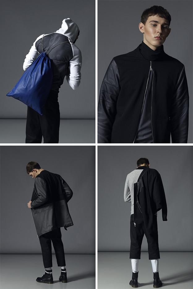 Nicklas Kunz Men's Fashion x 4 - Scandinavia Standard