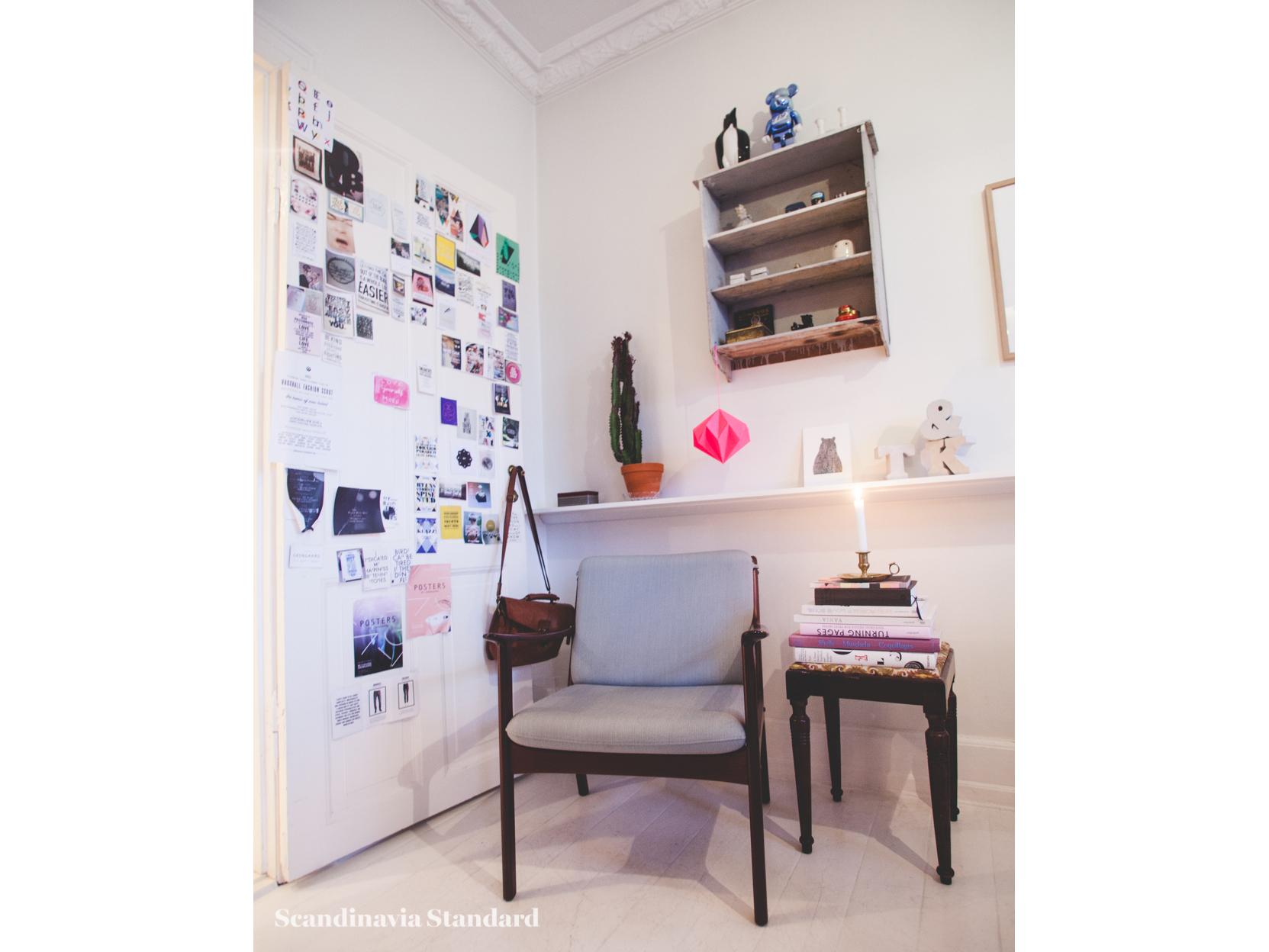 Scandinavia Standard I LOVE MY TYPE Chair