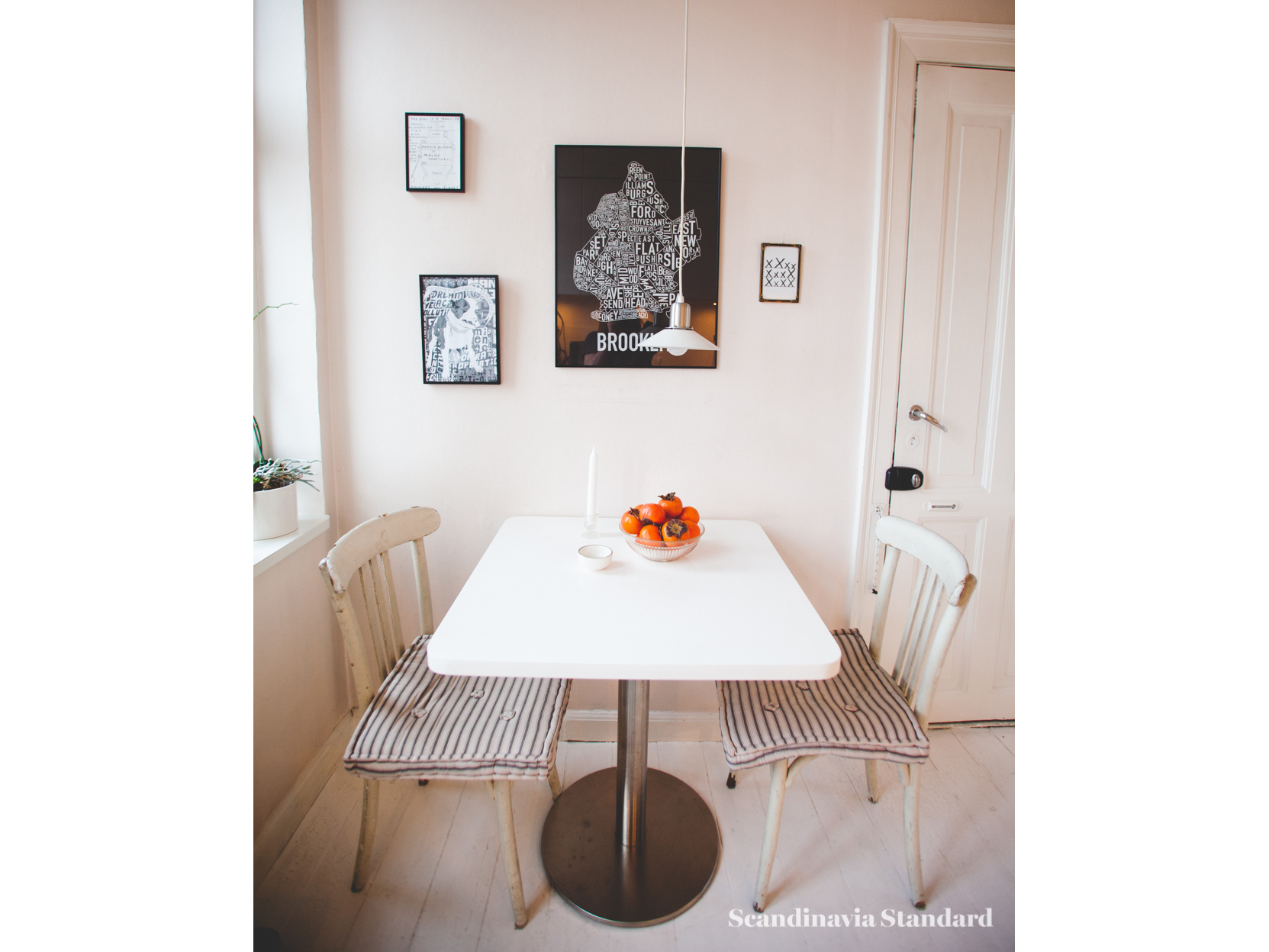 Scandinavia Standard I LOVE MY TYPE Kitchen