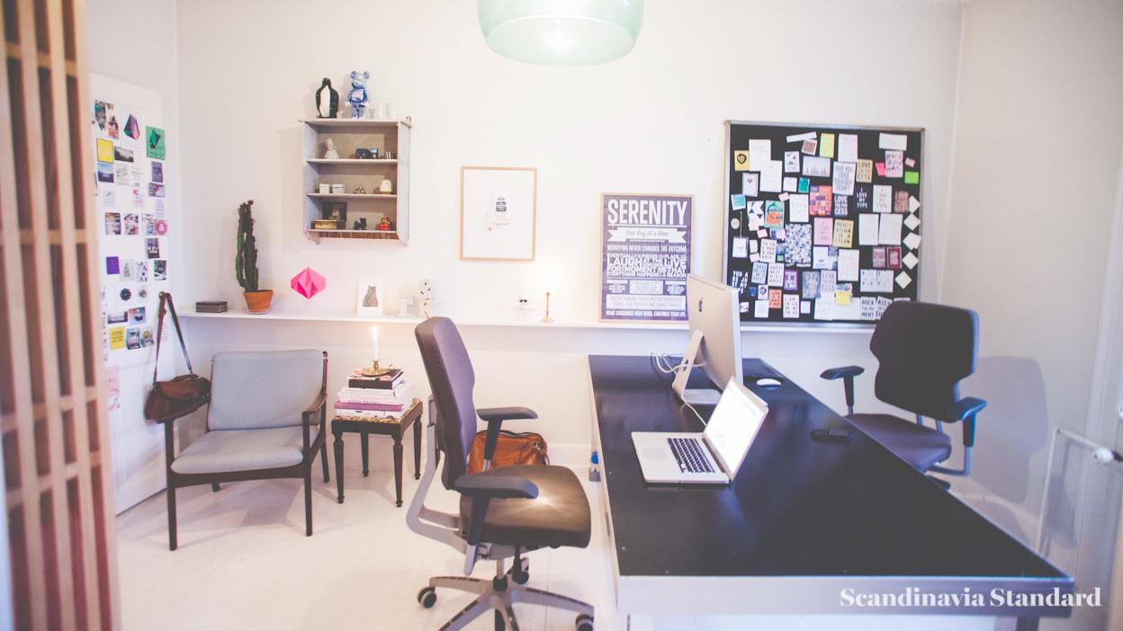 Scandinavia Standard I LOVE MY TYPE Office