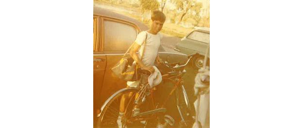 Grant bike