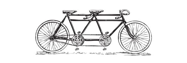 vintage-retro-tandem-bicycle copy