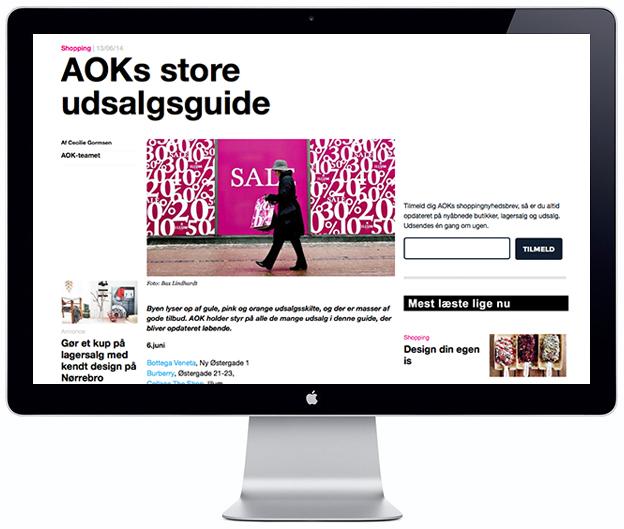 AOK - Scandinavia Standard