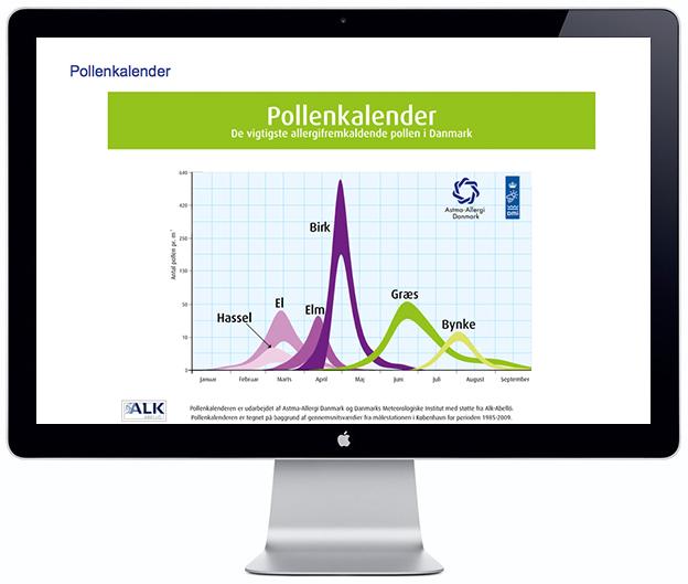 Pollen - Scandinavia Standard