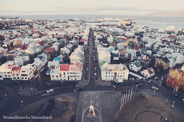 Reykjavik - Scandinavia Standard