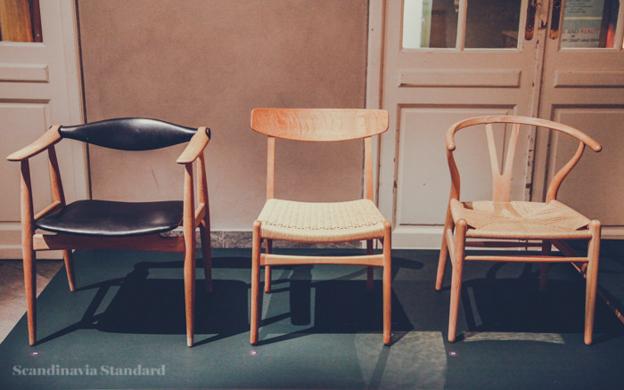 Hans Wenger Chairs - Scandinavia Standard