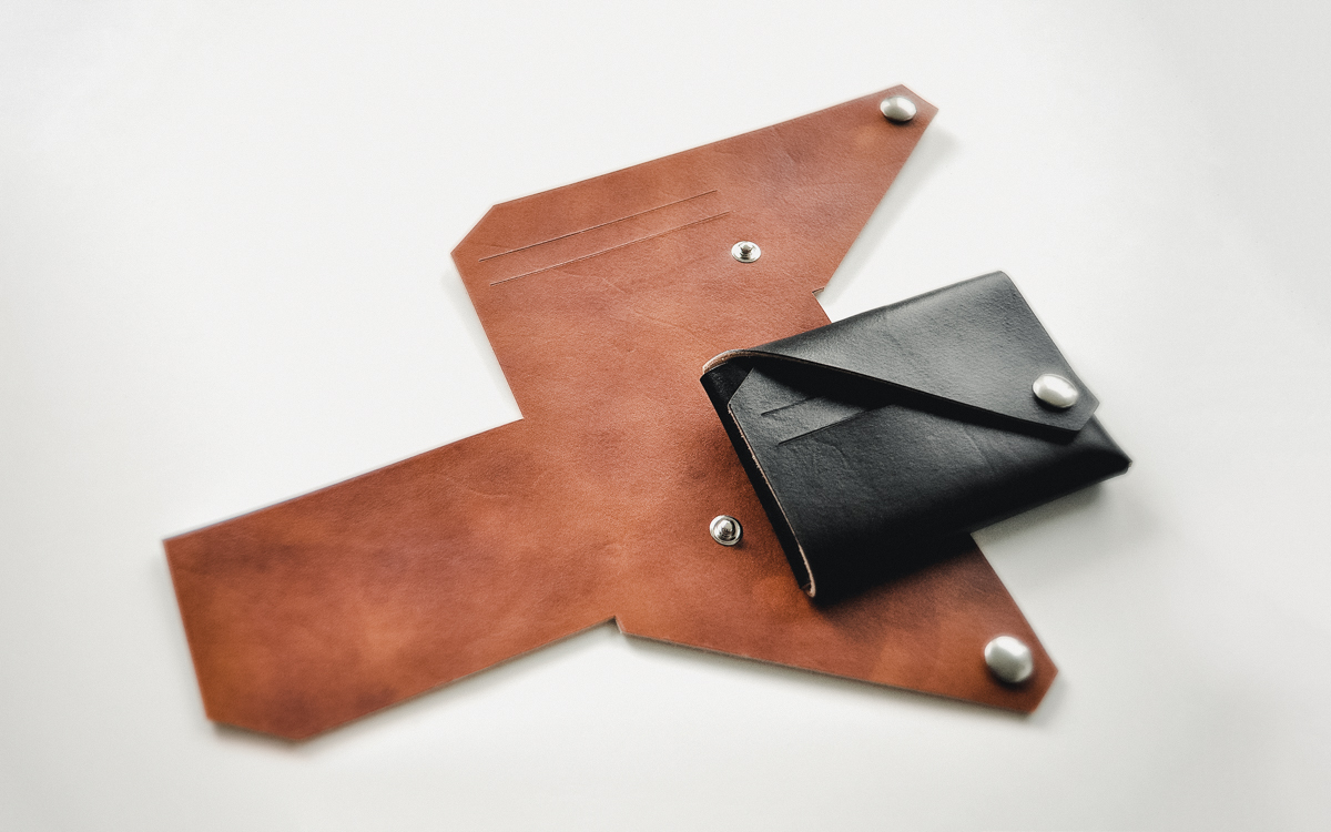 Lemur Leather Accessories Collage | Scandinavia Standard