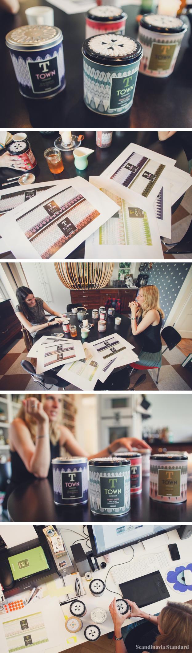 T Town Collage | Scandinavia Standard