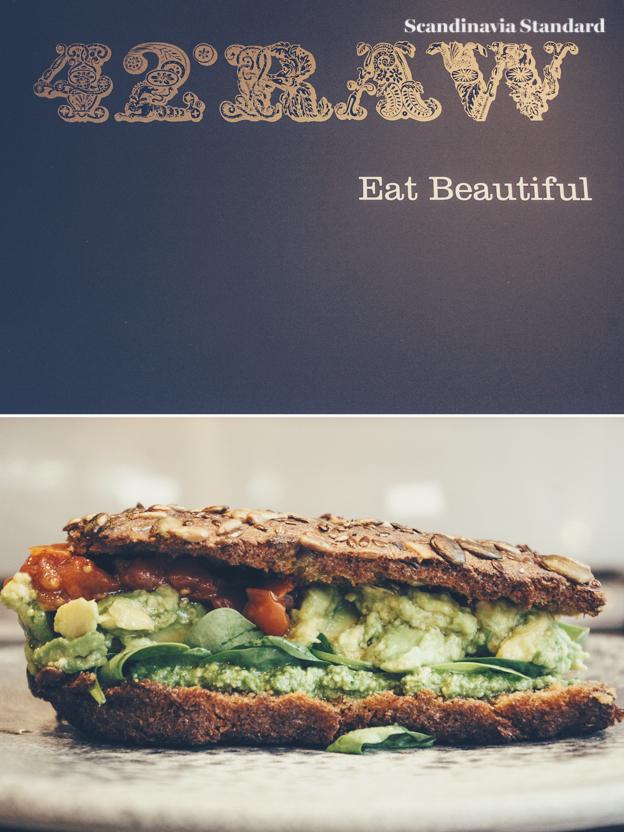 42 raw - Eating Vegetarian & Vegan in Copenhagen | Scandinavia Standard