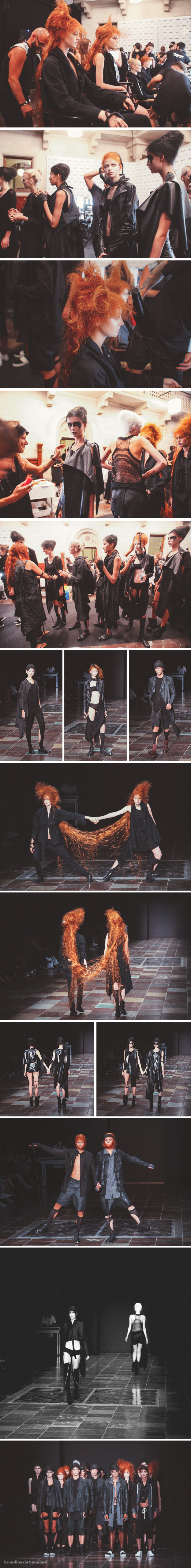 Barbara i Gongini Collage of Looks | Scandinavia Standard 2