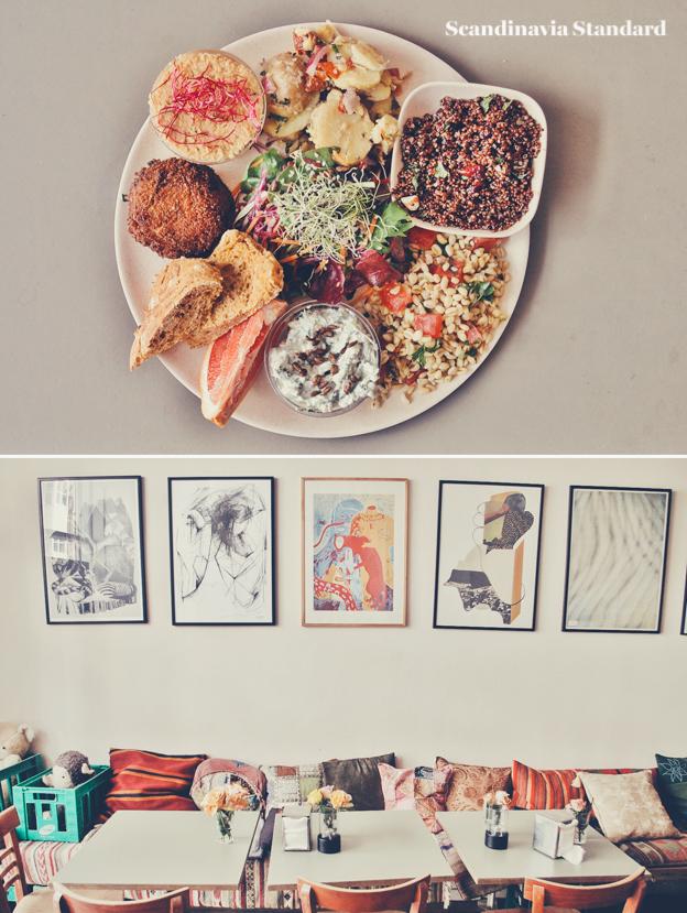 Cafe N - Eating Vegetarian & Vegan in Copenhagen | Scandinavia Standard