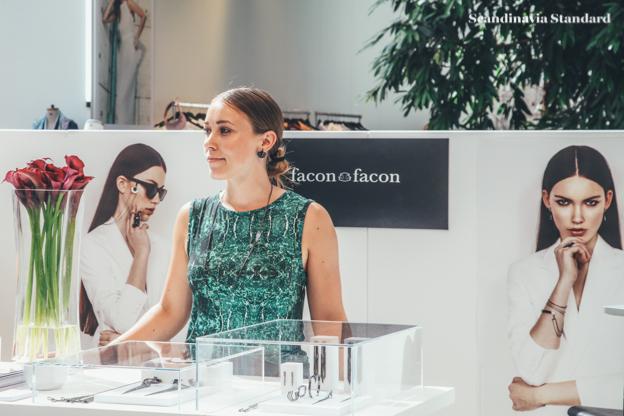 Charlotte Christina Larsen from Facon Facon   Scandinavia Standard