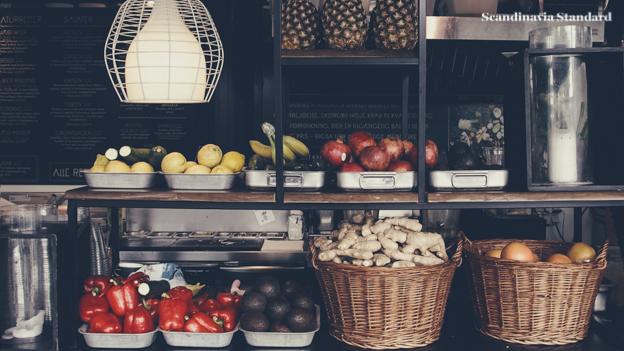 vegan restaurant copenhagen