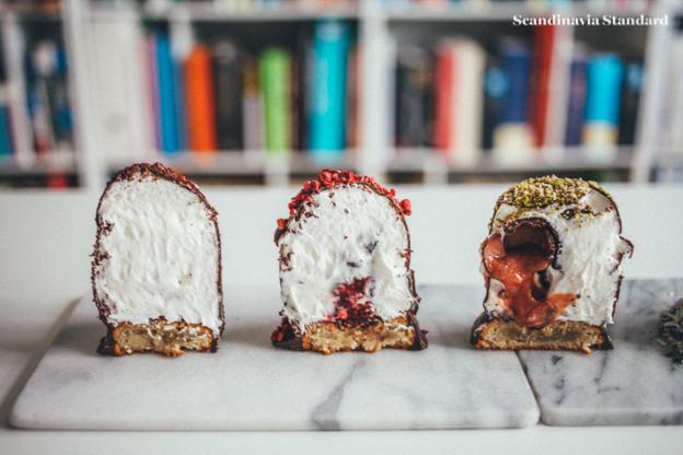 Flødeboller Taste Test - Summerbird Close Up | Scandinavia Standard