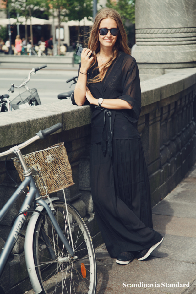 Outside Barbera Gorgini - Copenhagen Fashion Week Street Style | Scandinavia Standard