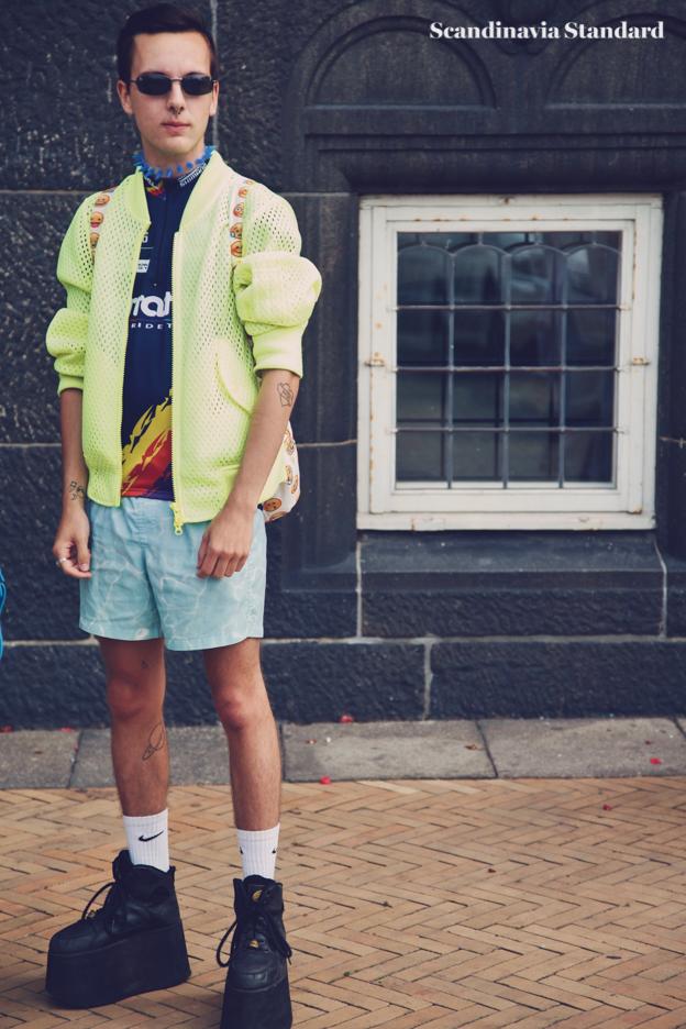 big boots - Copenhagen Fashion Week Street Style | Scandinavia Standard
