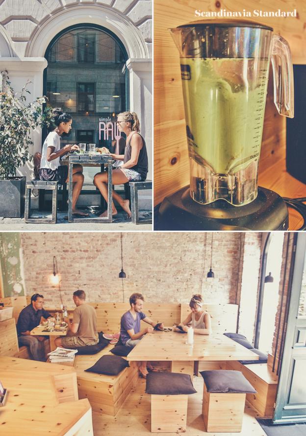 simpleRaw - Eating Vegetarian & Vegan in Copenhagen | Scandinavia Standard