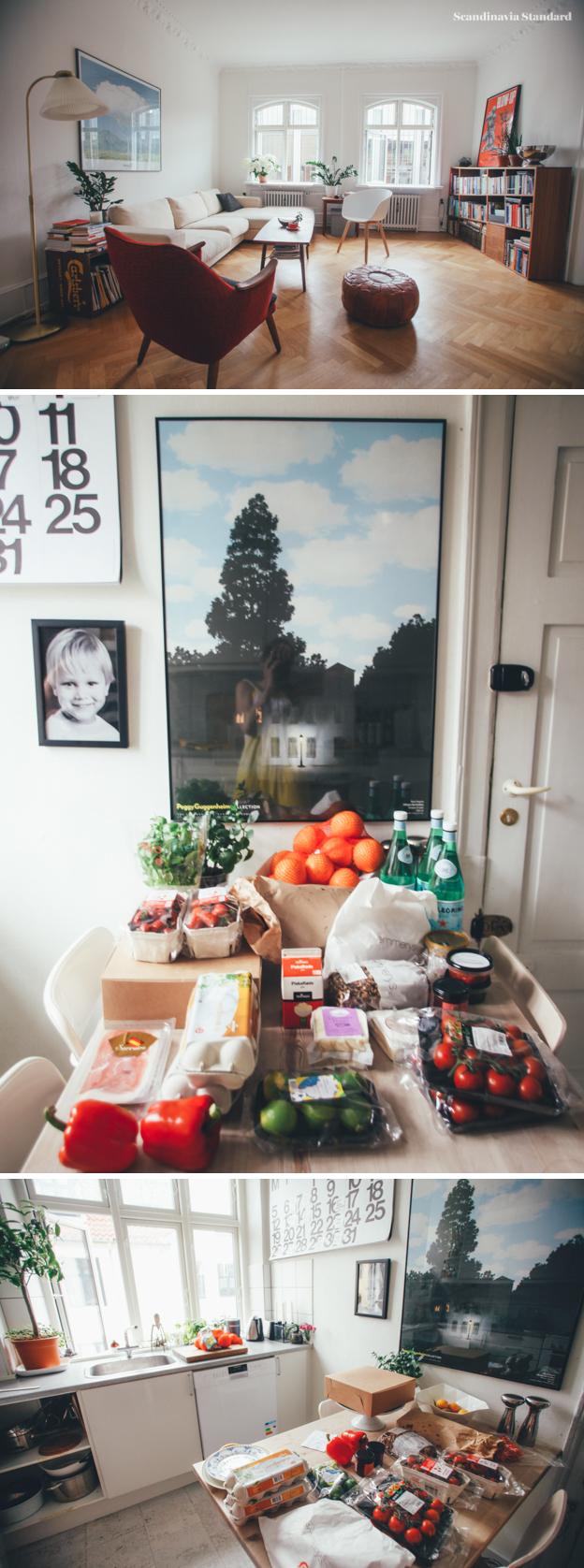 1. Danish Brunch Prep | Scandinavia Standard