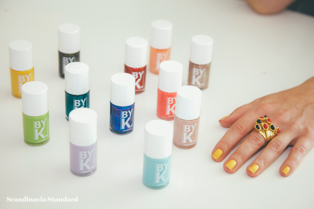 By-K Nailpolish | Scandinavia Standard