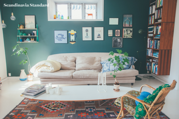 Danish Living Room | Scandinavia Standard
