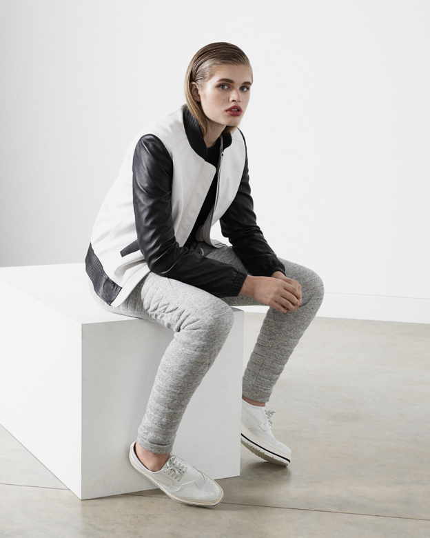 Elevate London - Black & White Jacket | Scandi Dandies | Scandinavia Standard