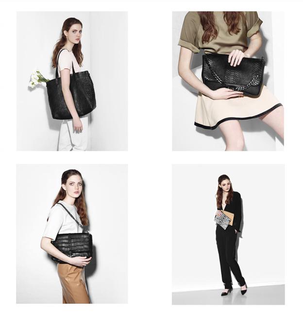Everie Handbags Look Book | Scandinavia Standard