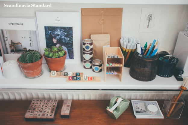 Gitte's Desk | Objects & Use | Scandinavia Standard