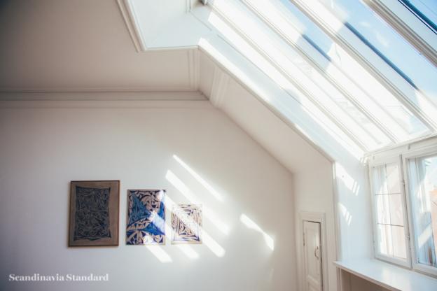 Les Gens Heureux Windows | Scandinavia Standard