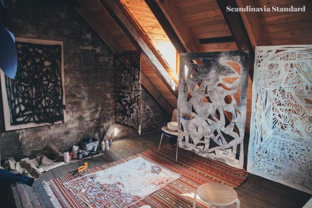 Mathias Malling Mortensen Studio Indre Byen | Scandinavia Standard
