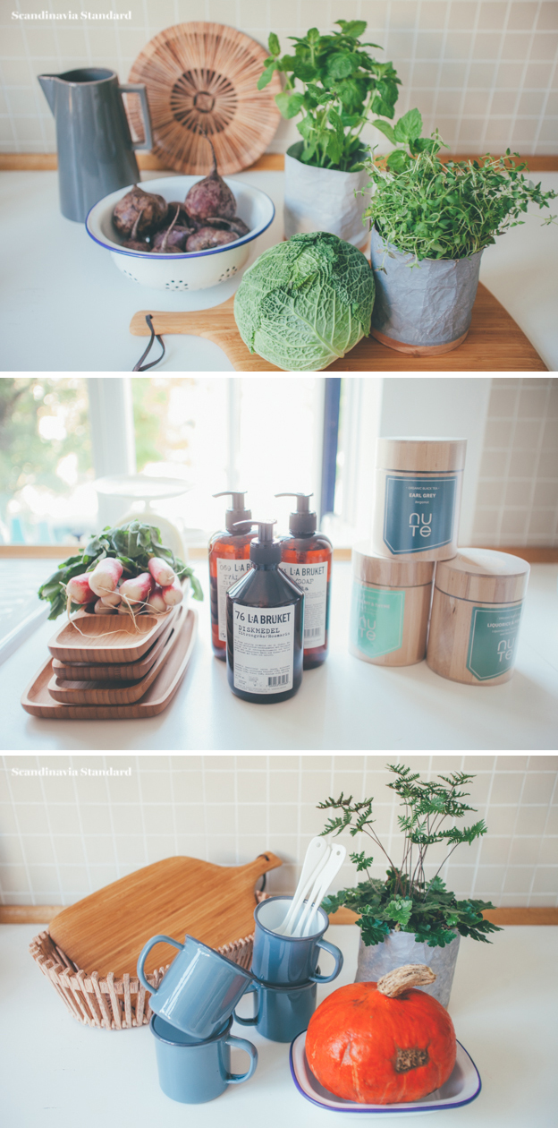 Objects & Use Products Collage | Scandinavia Standard