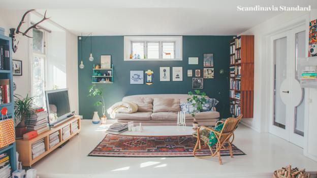 The White Room - Gitte Christensen's Amager Home   Scandinavia Standard