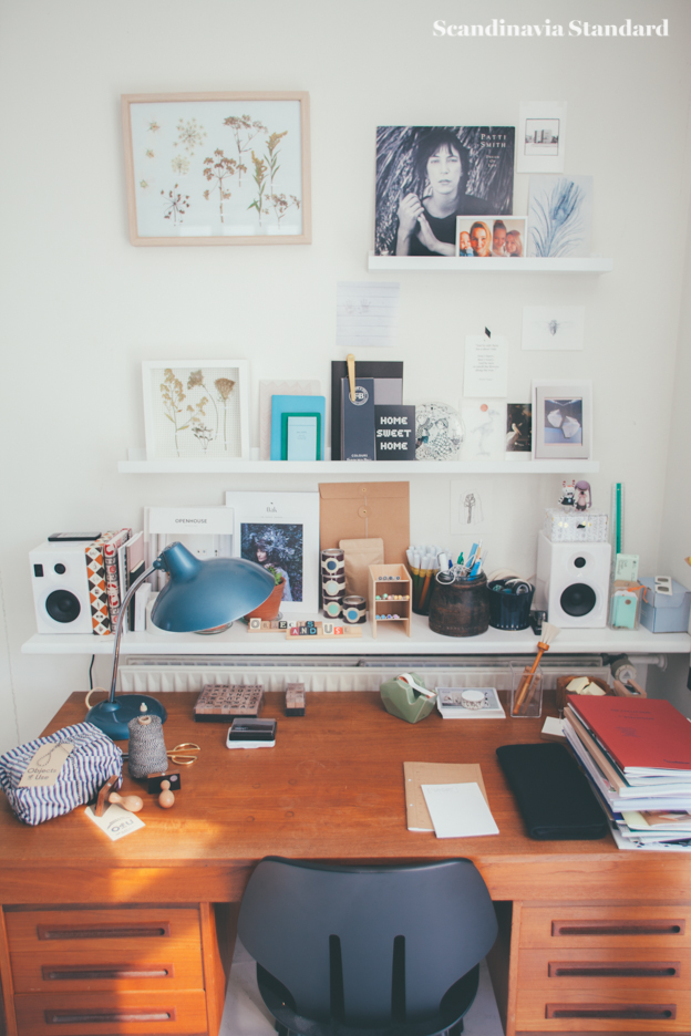 Timber Desk Creative Space | Objects & Use | Scandinavia Standard