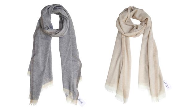 Besos Cashmere Scarves - Autumn Wardrobe Essentials | Scandinavia Standard