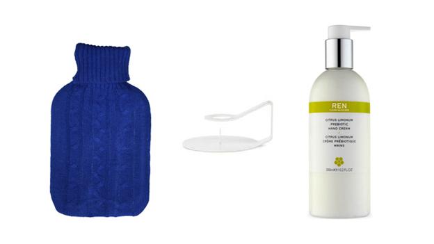 Bits 'n Bobs - Waterbottle, Normann Candle Holder, Ren Moisteriser - Autumn Wardrobe Essentials | Scandinavia Standard