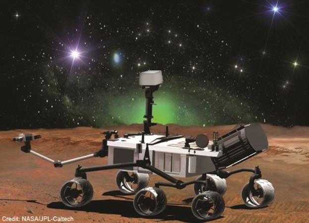 Cultural Night - Drive a Mars Robot | Scandinavia Standard
