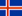 Icelandic flag small