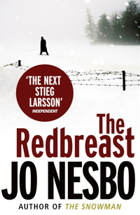 Jo Nesbo #1 The Redbreast | Scandinavian Crime Novels
