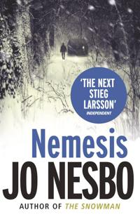 Jo Nesbo #2 Nemesis | Scandinavian Crime Novels