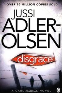 Jussi Adler-Olsen #2 Disgrace  | Scandinavian Crime Books