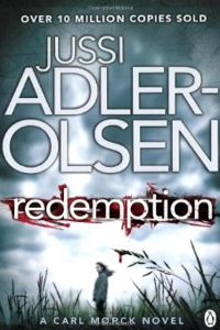 Jussi Adler-Olsen #3 Redemption  | Scandinavian Crime Books