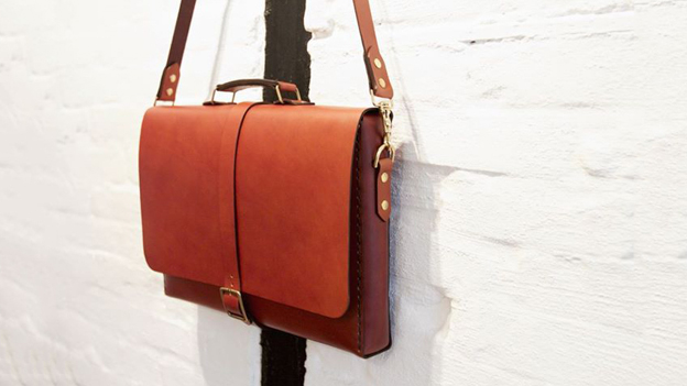 Leather Projects Messenger Bag