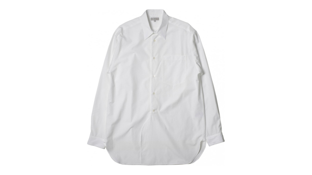 Margaret Howell Men Classic Shirt Plain Poplin