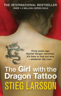 Stieg Larsson #1 The Girl with the Dragon Tattoo | Scandinavian Crime Books